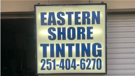 Eastern Shore Tint Daphne al