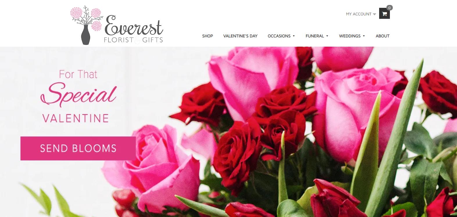 Everest Florist and Gifts Sacramento CA