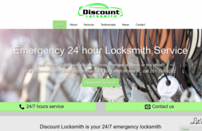 Discount Locksmith SEO Client