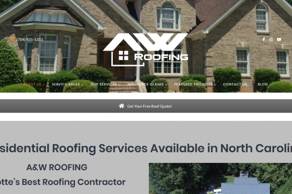A & W Roofing Contractor