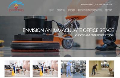 A&A Enterprises, LLC Commercial Cleaning Services