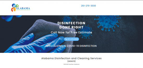 Alabama Disinfection and Cleaning Services, LLC